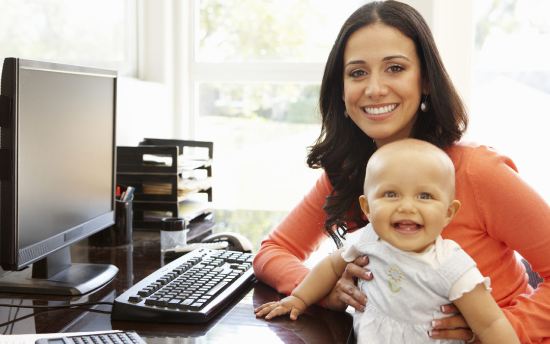 4 ways that motherhood is good for your career