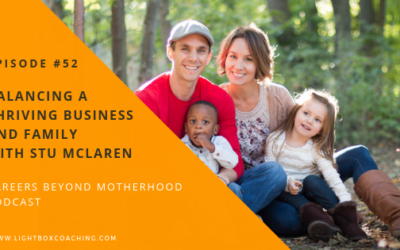 Episode 52 – Balancing a Thriving Business and Family with Stu McLaren