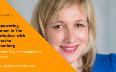 Episode 55 – Empowering Women in The Workplace with Natasha Stromberg