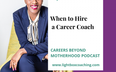 Episode 63 – When to Hire a Career Coach
